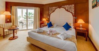 皇家哈马马特酒店 - 哈马迈特 - 睡房