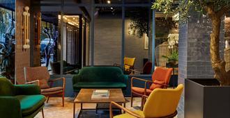 T3蒂罗尔酒店 - 马德里 - 休息厅