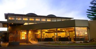 苏迪玛罗托鲁瓦湖酒店 - 罗托鲁阿 - 建筑