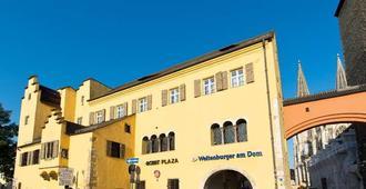 雷根斯堡黑索戈广场achat酒店 - 雷根斯堡 - 建筑
