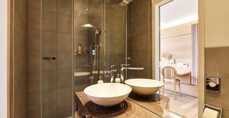 斯坦恩斯坎泽城市酒店 - 巴塞尔 - 浴室