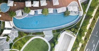 新加坡史蒂芬诺富特酒店 - 新加坡 - 建筑