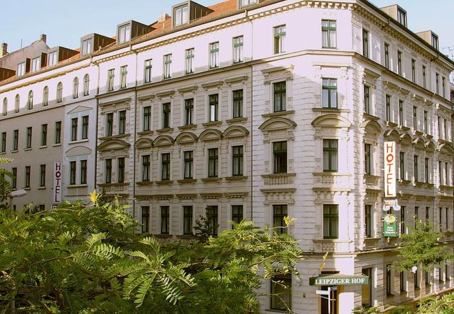 莱比锡伽勒瑞尔酒店 - 莱比锡 - 建筑