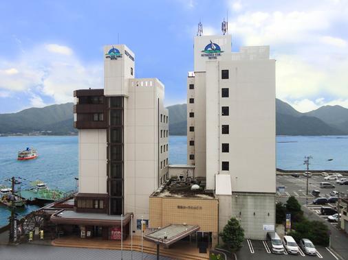 宫岛珊瑚酒店 - 廿日市市 - 建筑
