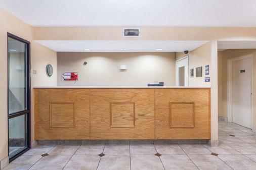 速8斯莱德尔旅馆 - 斯莱德尔 - 柜台