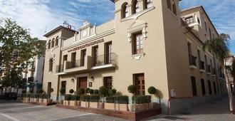市政厅酒店 - 福恩吉罗拉 - 建筑