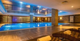 伊斯坦布尔玛姆特贝克拉丽奥酒店 - 伊斯坦布尔 - 游泳池