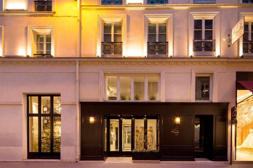 普拉帝酒店 - 巴黎 - 建筑