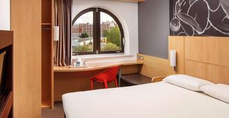 宜必思南安普敦中心酒店 - 南安普敦 - 睡房