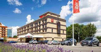 宜必思南安普敦酒店 - 南安普敦 - 建筑