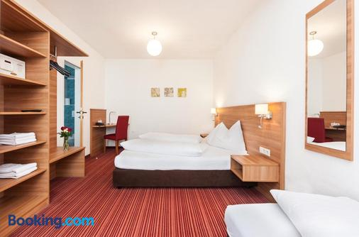 扎克酒店 - 因斯布鲁克 - 睡房
