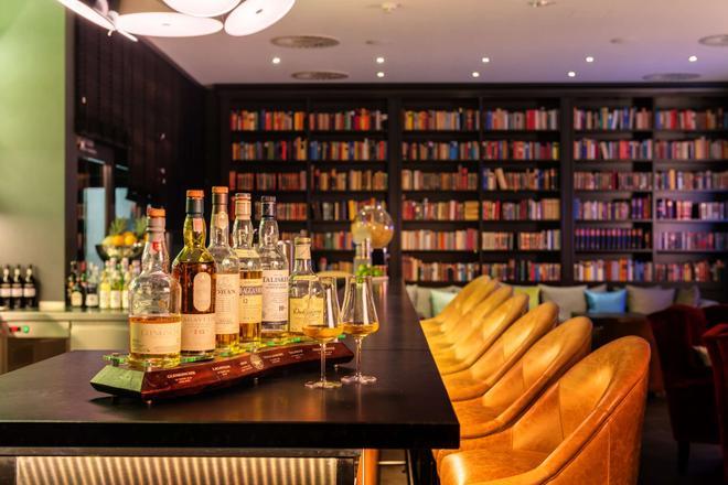 特里尔丽亭酒店 - 特里尔 - 酒吧