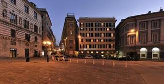 贝斯特韦斯特大都市酒店 - 热那亚 - 户外景观
