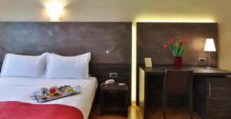 贝斯特韦斯特大都市酒店 - 热那亚 - 睡房