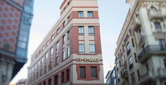 巴黎旅馆 - 巴利亚多利德 - 建筑