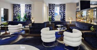 巴黎圣日耳曼戴普雷俊友酒店 - 巴黎 - 休息厅