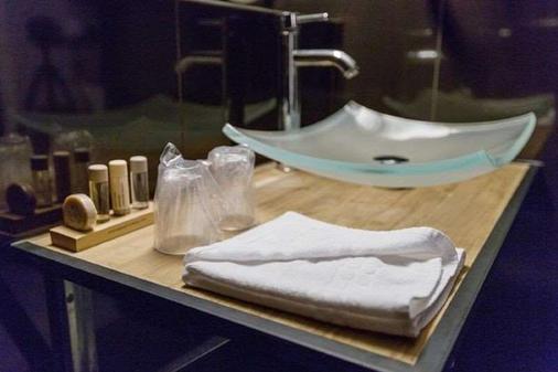 莱曼歌剧院酒店 - 巴黎 - 睡房