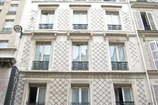 莱曼歌剧院酒店 - 巴黎 - 建筑
