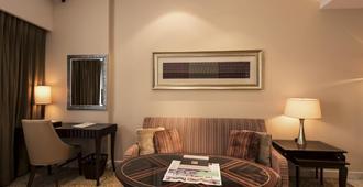 班加罗尔奥克伍德高级威望酒店 - 班加罗尔 - 客厅