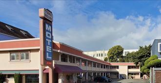 旧金山汤豪斯汽车旅馆 - 旧金山 - 建筑
