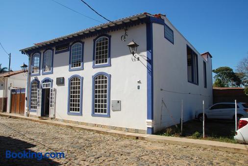 太阳将军旅馆 - Tiradentes - 建筑