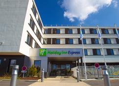 第戎假日酒店 - 圣阿波利奈尔 - 建筑