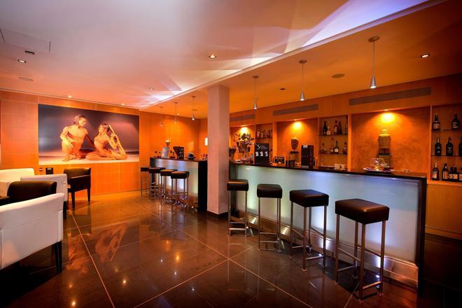 维拉盖尔普赖尔酒店 - 阿尔布费拉 - 酒吧