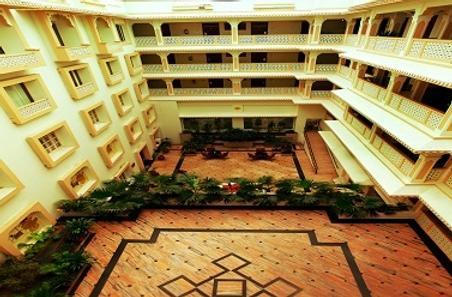 斋浦尔里吉斯公园酒店 - 斋浦尔 - 建筑