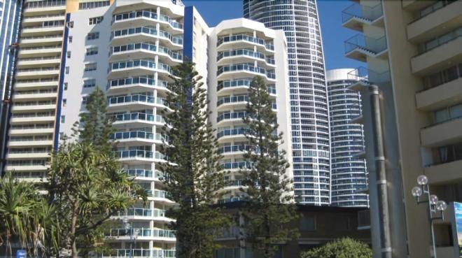 黄金海岸格罗夫纳海滨公寓 - 冲浪者天堂 - 建筑