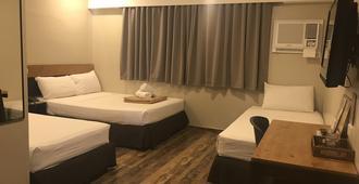 宿务R酒店 - 宿务 - 睡房