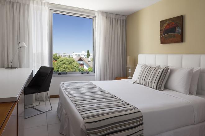 科洛尼亚地道酒店 - 科洛尼亞德爾薩克拉門托 - 睡房