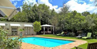 野生橄榄宾馆 - 开普敦 - 游泳池