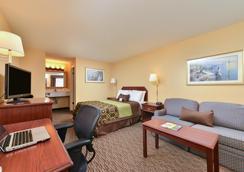 圣何塞美国最佳价值旅馆 - 圣何塞 - 睡房