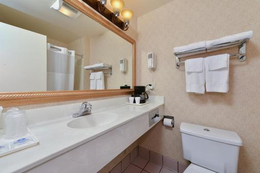 圣何塞美国最佳价值旅馆 - 圣何塞 - 浴室