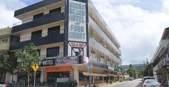 麦克海滩酒店 - 加拉班 - 建筑