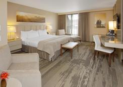 萨瓦瑞碧玉酒店及会议中心 - 贾斯珀(艾伯塔省) - 睡房