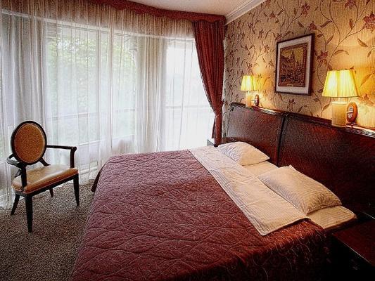 优美别墅 - 加里宁格勒 - 睡房