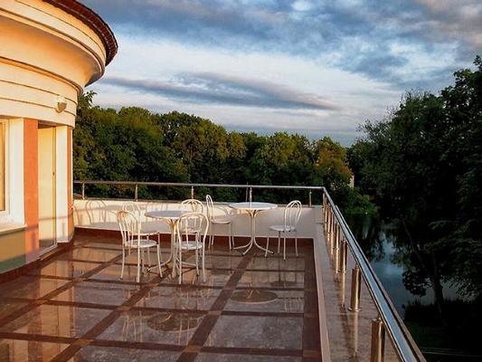 优美别墅 - 加里宁格勒 - 阳台