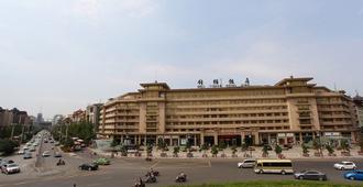 西安钟楼饭店 - 西安 - 睡房