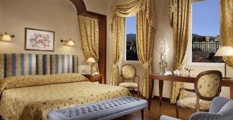 圣雷莫皇家酒店 - 圣雷莫 - 睡房