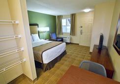 埃克斯坦德斯戴公寓式酒店 - 美国哥伦布机场 - 哥伦布 - 睡房