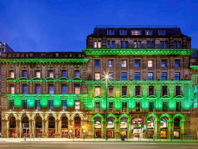 波特兰提斯特尔曼彻斯特市中心酒店 - 曼彻斯特 - 建筑