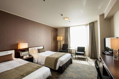 金泽东急酒店 - 金泽市 - 睡房