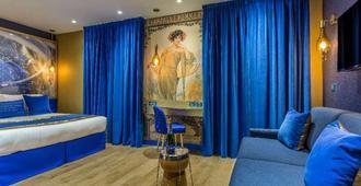 巴黎泡沫酒店 - 巴黎 - 睡房