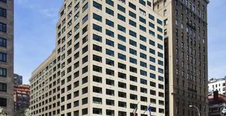 洛斯丽晶酒店 - 纽约 - 建筑