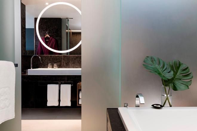 唯港荟酒店 - 香港 - 浴室