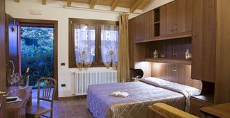 大梅洛酒店 - 威尼斯 - 睡房