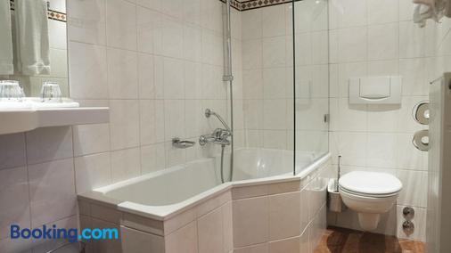 波提瑟利酒店 - 马斯特里赫特 - 浴室
