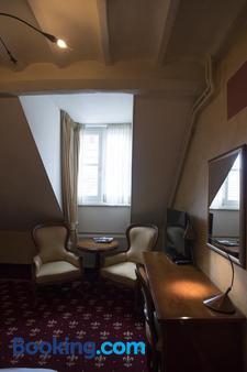 波提瑟利酒店 - 马斯特里赫特 - 客厅