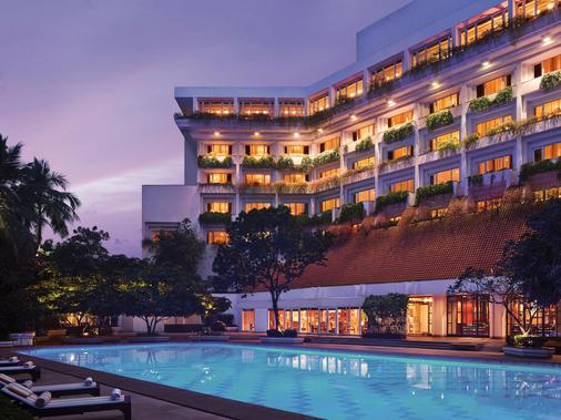 孟加拉泰姬陵酒店 - 加尔各答 - 建筑